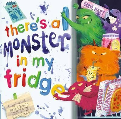 There's a Monster in My Fridge Cover Image