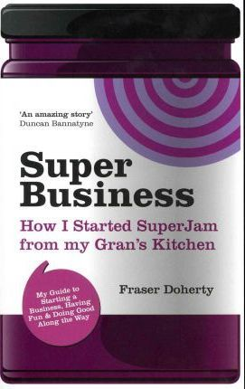 Superbusiness How I Started Superjam From My Gran S Kitchen
