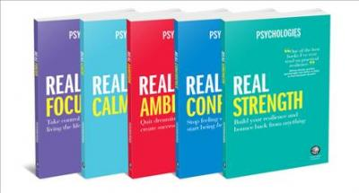 Psychologies Collection: For People Looking for Ambition, Strength, Confidence, Focus and Calm