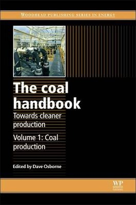 The Coal Handbook: Towards Cleaner Production