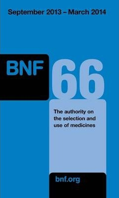 British National Formulary (BNF) 66