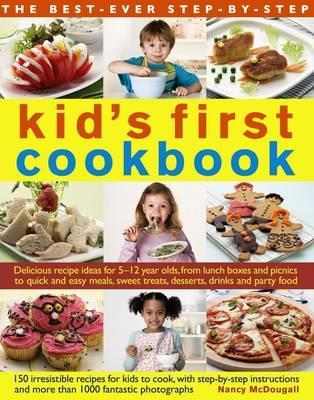 Kids first cookbook delicious recipe ideas for 5 12 year olds kids first cookbook delicious recipe ideas for 5 12 year olds from lunch forumfinder Images