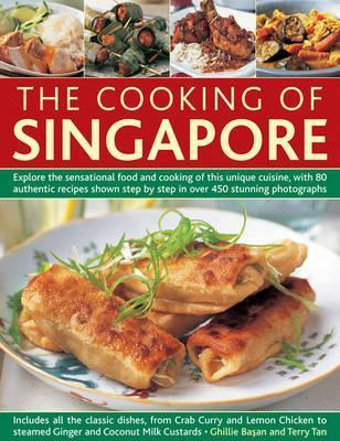 db1b0fefa65a FREE  The Cooking of Singapore   Explore the Sensational Food and ...