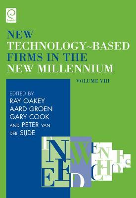 New Technology-Based Firms in the New Millennium: Vol. 8