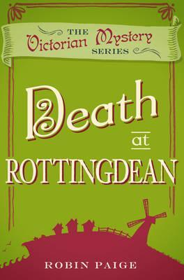 Death In Rottingdean  A Victorian Mystery Book 5
