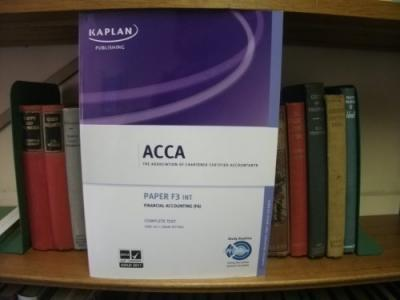 ACCA F3 Financial Accounting FA (INT) - Complete Text 2011
