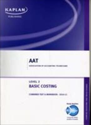 Basic Costing - Combined Text and Workbook