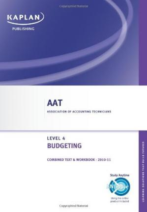 Budgeting - Combined Text and Workbook
