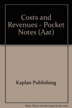Costs and Revenues - Pocket Notes