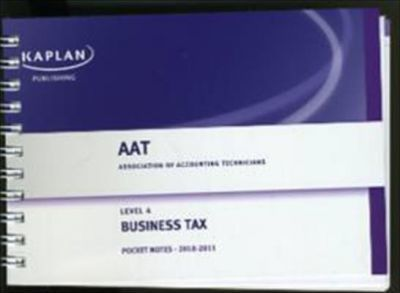 Business Tax - Pocket Notes