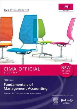 C01 Fundamentals of Management Accounting - Study Text