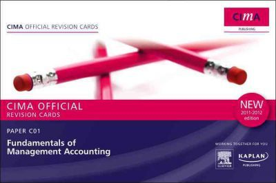 C01 Fundamentals of Management Accounting - Revision Cards