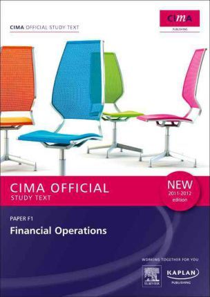 F1 Financial Operations - Study Text