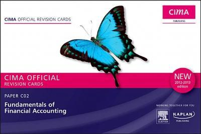 C02 Fundamentals of Financial Accounting - Revision Cards