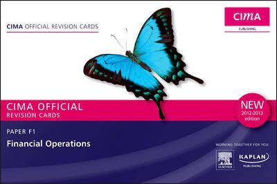 F1 Financial Operations - Revision Cards