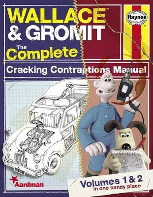 Wallace & Gromit: Volumes 1 & 2
