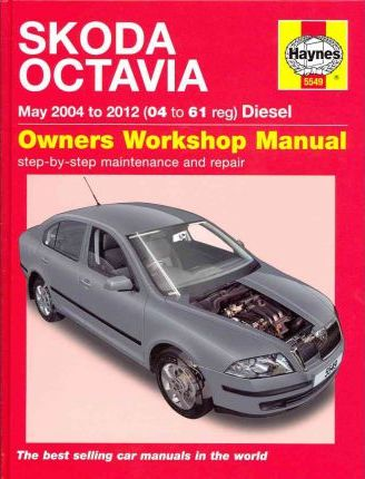 skoda octavia diesel service and repair manual chris randall rh bookdepository com skoda yeti service manual skoda yeti owner's manual
