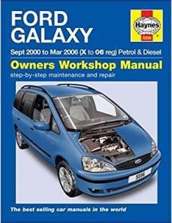 Ford galaxy petrol diesel service and repair manual m r storey ford galaxy petrol diesel service and repair manual fandeluxe Gallery