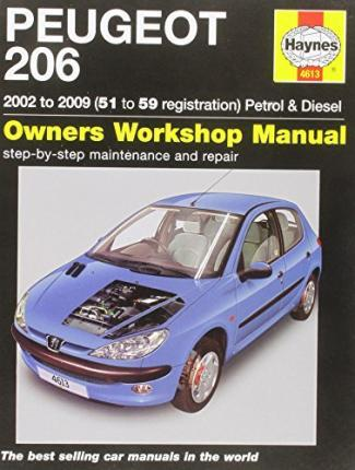 peugeot 206 petrol and diesel service and repair manual peter t rh bookdepository com peugeot 206 owners manual 2004 pdf Peugeot 307 Service Manual