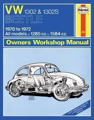 Vw 1302s super beetle owners workshop manual haynes publishing vw 1302s super beetle owners workshop manual fandeluxe Gallery