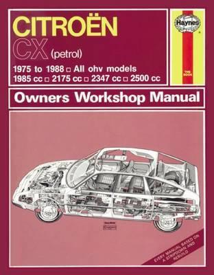 Citroen CX Owners Workshop Manual
