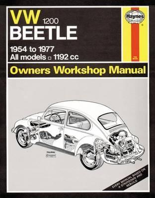 Vw beetle 1200 haynes publishing 9780857336163 vw beetle 1200 fandeluxe