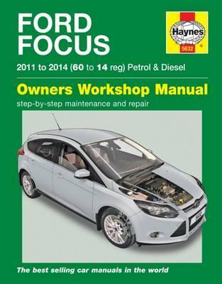 ford focus petrol diesel 11 14 60 to 14 m r storey rh bookdepository com Inside Ford Focus Manual Ford Focus Manual Transmission