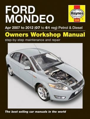 ford mondeo haynes publishing 9780857338860 rh bookdepository com ford service manuals ford repair manual pdf