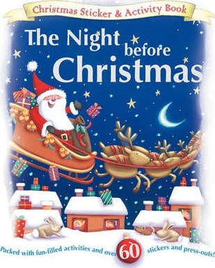 Xmas Activity: The Night Before Christmas