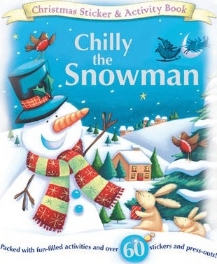 Xmas Activity: Chilly the Snowman