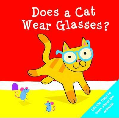 Does a Cat Wear Glasses?