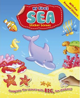 Sticker Scene: Sea