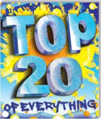 Top 20 of Everything
