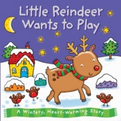 Little Reindeer Wants to Play