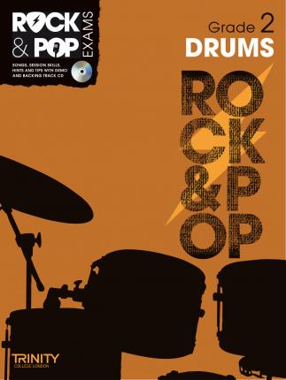 Trinity Rock & Pop Exams: Drums Grade 2