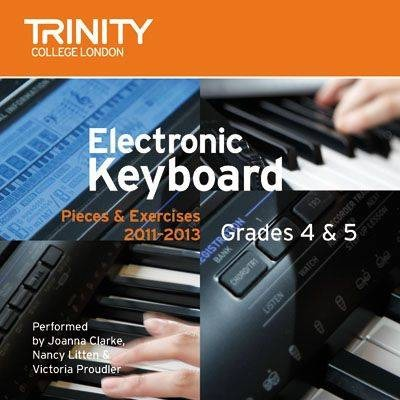 Electronic Keyboard Grades 4 & 5 2011-2013