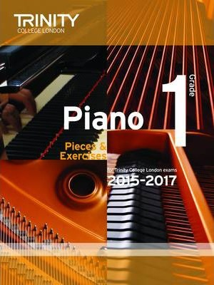 Piano 2015-2017. Grade 1 (with CD)