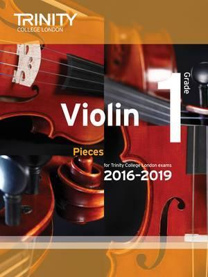 Violin Exam Pieces Grade 1 2016-2019