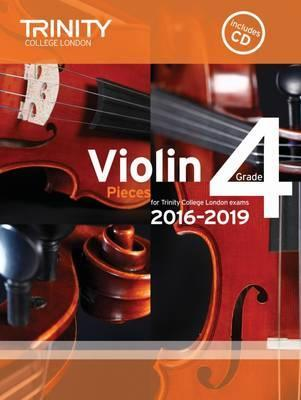 Violin Exam Pieces Grade 4 2016-2019
