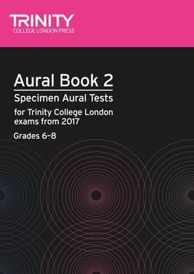 Aural Tests Book 2 (Grades 6-8)