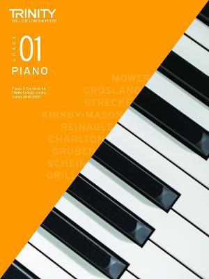 Trinity College London Piano Exam Pieces & Exercises 2018-2020. Grade 1
