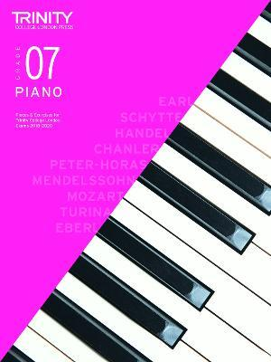 Trinity College London Piano Exam Pieces & Exercises 2018-2020. Grade 7