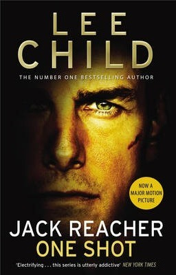 Jack Reacher (One Shot) Cover Image