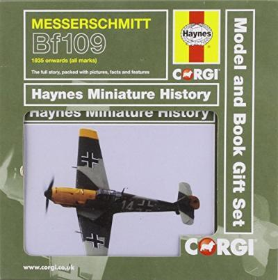 Messerschmitt 109 Model + Haynes Mini Hi