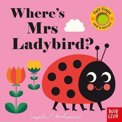 Where's Mrs Ladybird?