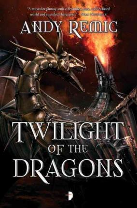 Twilight of the Dragons Cover Image