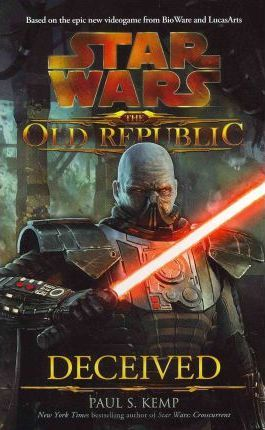 Star Wars - The Old Republic Cover Image