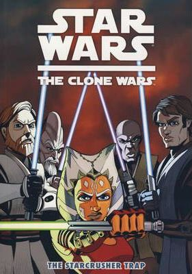 Star Wars - The Clone Wars: Starcrusher Trap