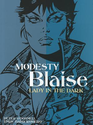 Modesty Blaise - Lady In The Dark