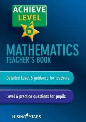 Achieve Mathematics: Teacher's Book Level 6